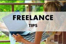 Freelance TIPS / A collection of the best Freelance Tips to create a successful business working as a freelancer. // Visit us for the Latest News at: www.traverse-events.com