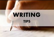 Writing TIPS / A collection of the best Writing & Storytelling Tips to become a successful writer / blogger. // Visit us for the Latest News at: www.traverse-events.com