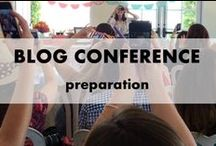 Conference Preparation / Wondering what to wear and bring to a blogging conference? Here are some of our best tips for you // Read the Latest Conference Updates on our Blog: http://www.traverse-events.com/blog/