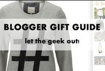 Blogger Gift Guide / Looking for an original gift for a blogger friend? No stress! Here are our best finds that will make every bloggers' heart tick a little faster. // More inspiration on our Blog: http://www.traverse-events.com/blog/