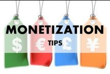 Monetization TIPS / A collection of the best Monetization Tips to create a successful online business. Tips to make money with your website, blog or shop. // Visit us for the Latest News at: www.traverse-events.com