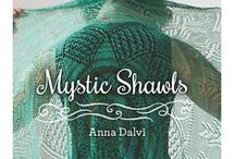 Mystic Shawls / Mystic Shawls by Anna Dalvi, cooperativepress.com / by Cooperative Press