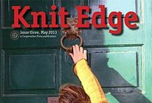 Knit Edge Magazine, Issue Three / Patterns from Knit Edge magazine, Issue Three knitedgemag.com, published in May 2013 / by Cooperative Press