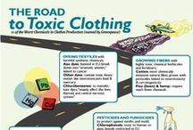 Green Living Infographics / Infographics from the Green American magazine