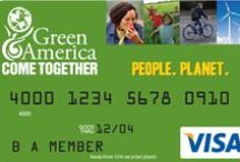 Responsible Credit Cards / Credit cards from banks and credit unions that lift up communities, instead of preying on them.