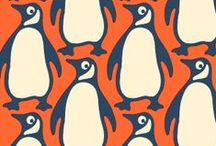 Penguin books / by Ron Scherpenisse