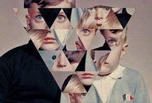 Les puzzles dans l'art