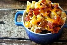 One Pot Dinners / Meals you can cook in one pot or oven tray. / by Patti Blogs