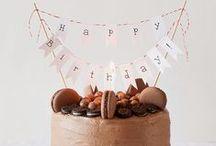 // A birthday feast