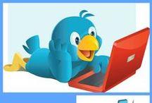 Social Media & Blogging / by Patti Blogs