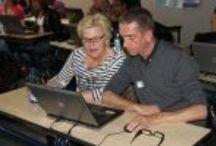 Ons aanbod voor leraren / Overzicht van het aanbod van Social Media Wijs voor leraren PO, VO en MBO