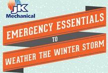 Emergency Essentials / Tips and tricks for keeping your home and your family safe during an emergency.