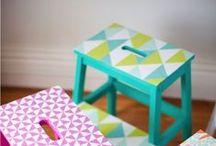 I do like a good kids Ikea hack / by Patti Blogs