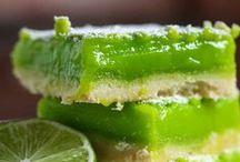 Limey desserts / by Patti Blogs