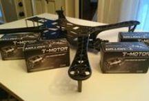Custom built drones / Custom drones made in canada