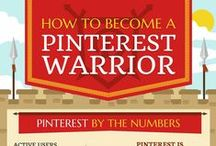 Social Media - Pinterest / Hints & Tips for your Pinterest board. How to create a great profile, when to pin, how to engage followers & more