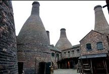 Ceramic Museums / All of the Ceramic Museums in and around Staffordshire.