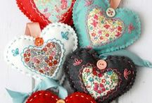 Sewing & Patchwork / Beautiful sewing projects for you, for gifts & for your home