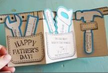 Mothers Day and Fathers Day, St Valentines Day / Lots of crafty ideas for these special days .