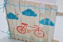 Popsicle Sticks - for grown-ups too