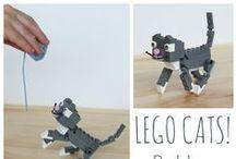 Lego Builds