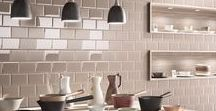 Wall Tile / Gorgeous porcelain and ceramic wall tile options.
