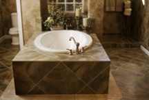Bathroom ideas / The amount of possibilities are only stiffened by your imagination