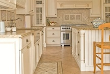 Kitchen Ideas / One cannot think well, love well, sleep well, if one has not dined well - Virginia Woolf