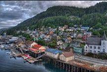 Ketchikan, Alaska Photography / Pictures of Ketchikan and surrounding areas.