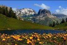 Bardonecchia landscapes