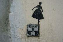 Street | Art / Graffiti and Street art