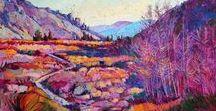 Art - Inspiration for a landscape artist