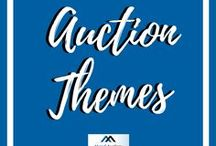 Auction Themes / A great auction theme can really enhance your event! Look at these pins to find different themes for all of the events you want to host!