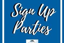 Sign Up Parties