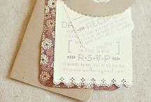 Paper | Goods / Beautiful paper goods and stationary
