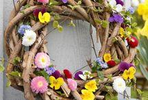 Frühling / Fensterdeko