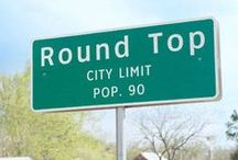 Round Top, TX / The beauty of Round Top, TX, home of The Vintage Round Top Home Rental.