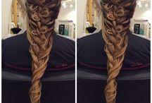 Hair & beauty / Hajhosszabbitás , hairextension, beauty, ombre hair,