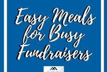 Easy Meals for Busy Fundraisers