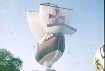 Sail the skies / Beautiful Hot Air Balloons  / by Bobbie Lawson