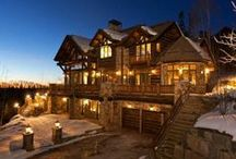 Cabin Getaway / Cabin Getaway by Weather Trends International: The global leader for YEAR-AHEAD weather forecasting. We hope these Fall photos brighten your day! Help yourself to anything you like. Jody