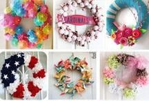 Wreaths for all occasions / by Bobbie Lawson