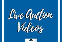 Live Auction Videos / This board contains videos from some of our live auctions.