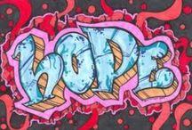 Graffiti / art