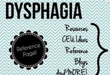 Dysphagia / General information on Dysphagia.