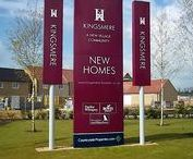 Signage | Kingsmere for Countryside Properties / To keep up to date with latest projects visit www.octink.com