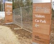 Signage | Birling Grange for Taylor Wimpey / To keep up to date with latest projects visit www.octink.com