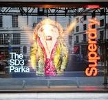 Window Display | Superdry / Like what you see? Find out more at http://bit.ly/2smwhEh