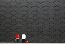 WALLS+FLOORS / textures, wallpapers, tiles, covers and more.  / by Metry kwadrat