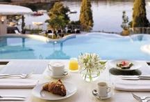 Restaurant Mediterraneo - Monte Mulini Hotel / Monte Mulini Hotel in Rovinj, Istria, Croatia  www.montemulinihotel.com www.facebook.com/MonteMuliniHotel